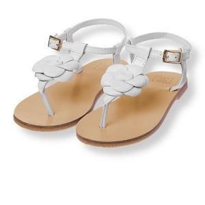 Janie and Jack baby sandals size 5 to 6